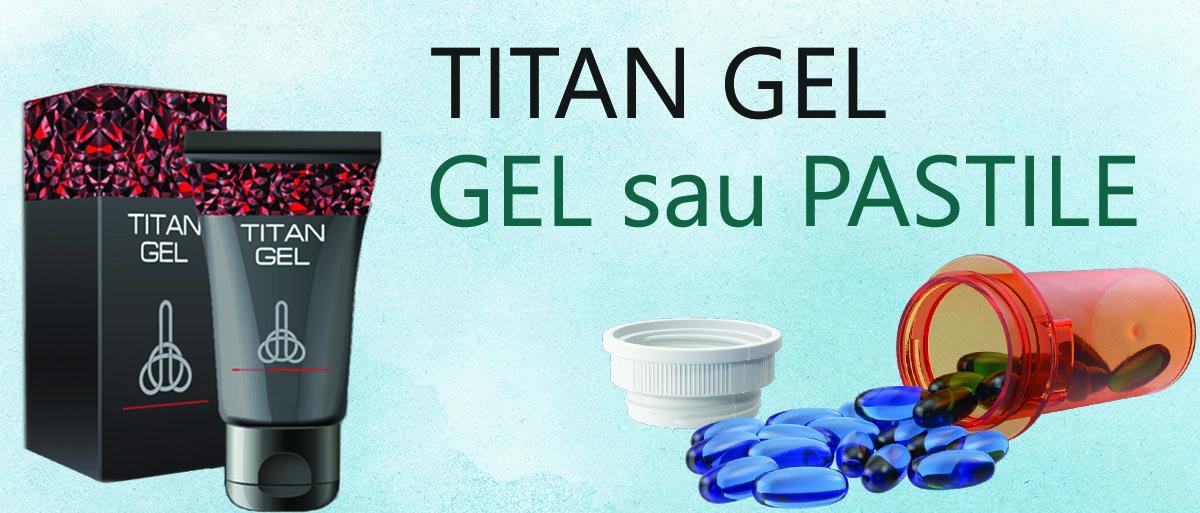 Mod de utilizare Titan Gel: vlog