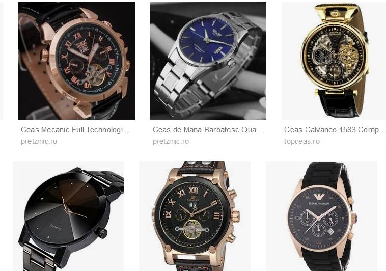 Ceasuri automatice: reduceri masive de Black Friday